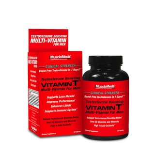 Muscle Meds VITAMIN T, 90 Tablets