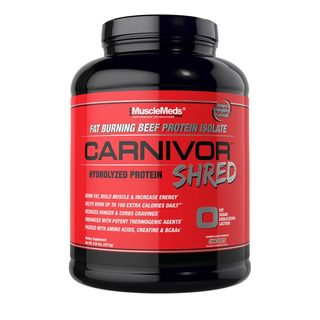Muscle Meds CARNIVOR SHRED, 4 Pounds