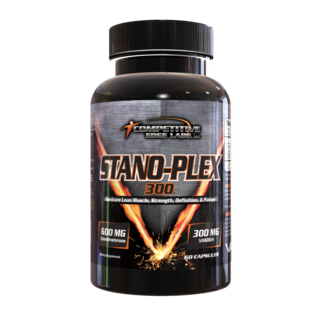 Competitive Edge Labs STANO-PLEX 300, 60 Capsules