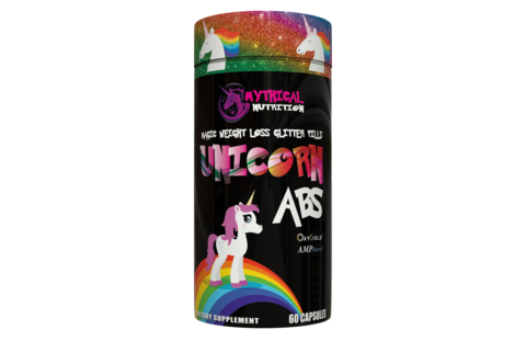INSANE LABZ UNICORN ABS, 60 Capsules