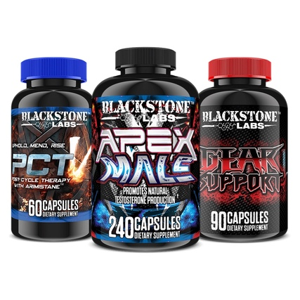 Blackstone Labs Blackstone PctV, Apex Male, Gear Support