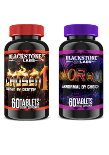 Blackstone Labs Blackstone Chosen 1, AbNormal