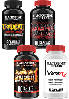 Blackstone Labs Blackstone Chosen 1, ViperX, Gear Support, Eradicate
