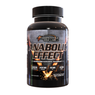 Competitive Edge Labs ANABOLIC EFFECT, 180 Capsules