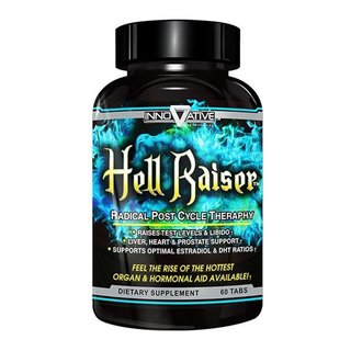 Innovative Laboratories HELL RAISER, 60 Tablets