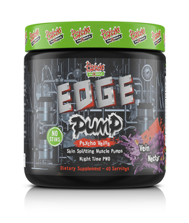 Psycho Pharma Edge Pump, 40 Servings