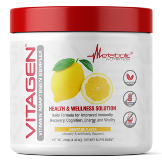 Metabolic Nutrition Vitagen, 30 Servings
