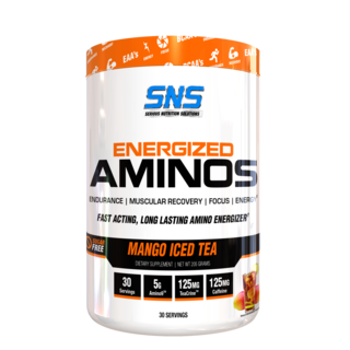 SNS Energized Aminos, 30 Servings