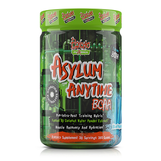 Psycho Pharma Asylum Anytime BCAA, 30 Servings
