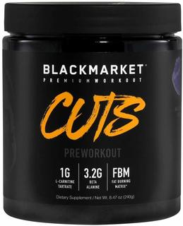 Black Market Labs Cuts, 30 Servings
