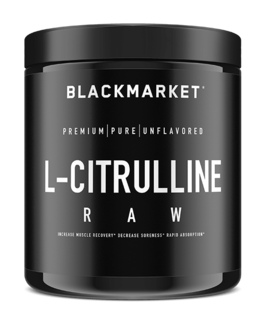 Black Market Labs L-Citrulline