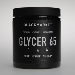 Black Market Labs GLYCER 65, 100 Servings