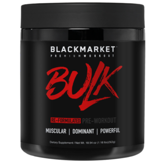 Black Market Labs BULK, 25 Servings