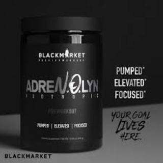 Black Market Labs AdreNOlyn NOOTROPIC, 25 Servings