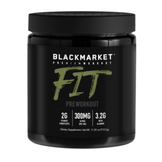 Black Market Labs Fit, 25 Servings