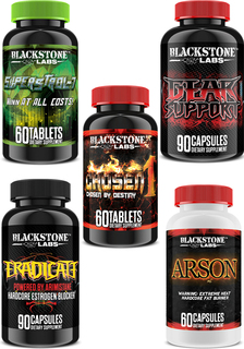 Blackstone Labs Men's Stack Option 1