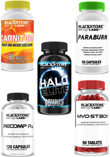 Blackstone Labs Men's Stack Option 2