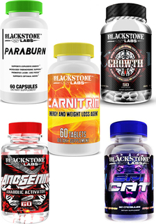 Blackstone Labs Women's Stack Option 1