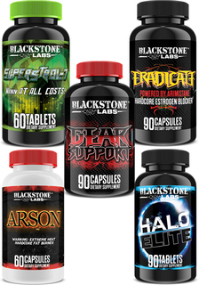 Blackstone Labs Women's Stack Option 2