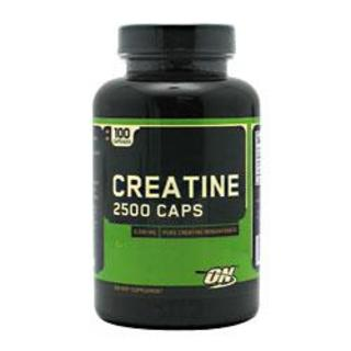 Optimum Nutrition Creatine, 100 Capsules