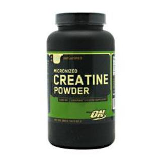 Optimum Nutrition Creatine Micronized Powder, 300 Grams