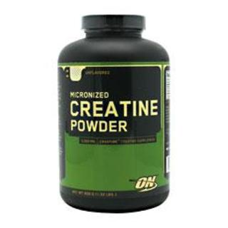 Optimum Nutrition Creatine Micronized Powder, 600 Grams