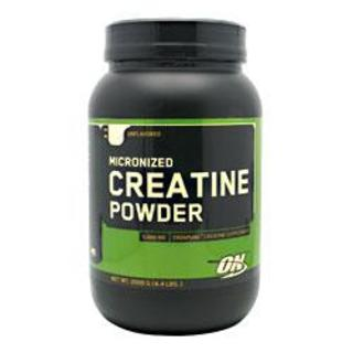 Optimum Nutrition Creatine Micronized Powder, 2000 Grams