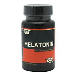 Optimum Nutrition Melatonin 3 mg., 100 Tablets