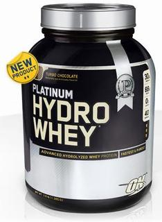 Optimum Nutrition Platinum Hydrowhey, 3.5 Pounds